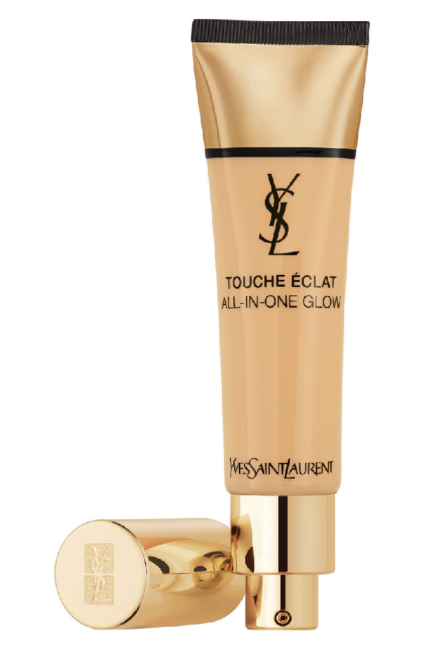 Saint Laurent Touche Eclat All-in-one Glow Bd40 Warm Sand 1.01 oz/ 30 ml In Br40 Warm Sand