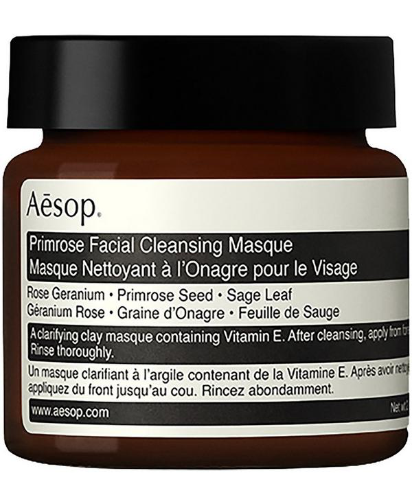 Aesop Primrose Facial Cleansing Masque 60ml In White