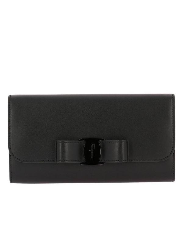 Salvatore Ferragamo Mini Bag Mini Bag Women  In Black