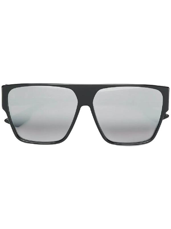e45325cc97e0 Dior Women's Hit Mirrored Square Sunglasses, 64Mm In 8070T | ModeSens