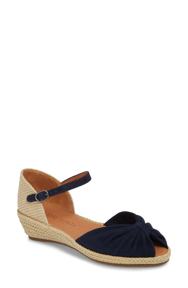 dfdf659814c BY KENNETH COLE LUCILLE ESPADRILLE WEDGE SANDAL
