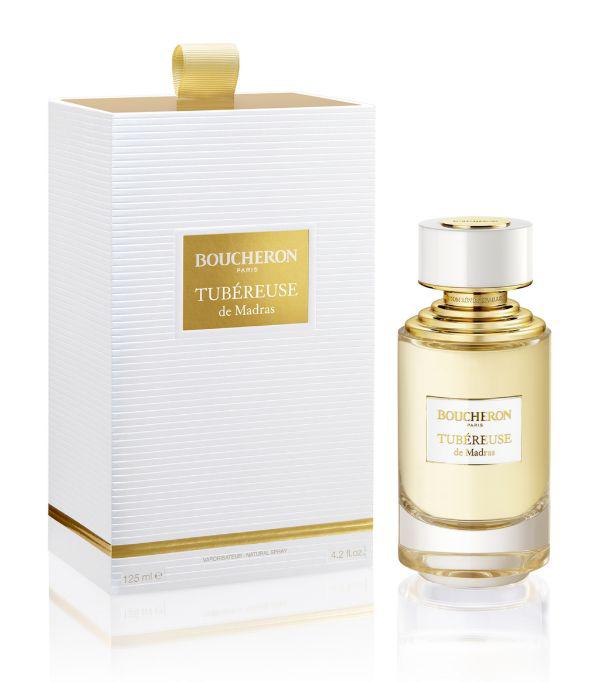 Boucheron Tubereuse De Madras Eau De Parfum (125ml) In White