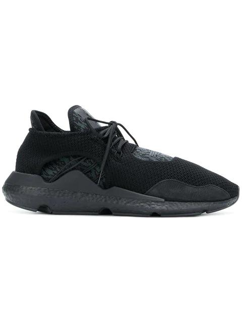 Y-3 Saiko Sneakers In Black