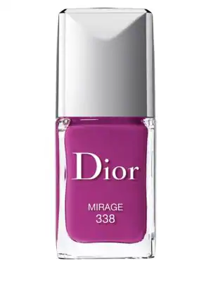 Dior Vernis Gel Shine & Long Wear Nail Lacquer In 338 Mirage
