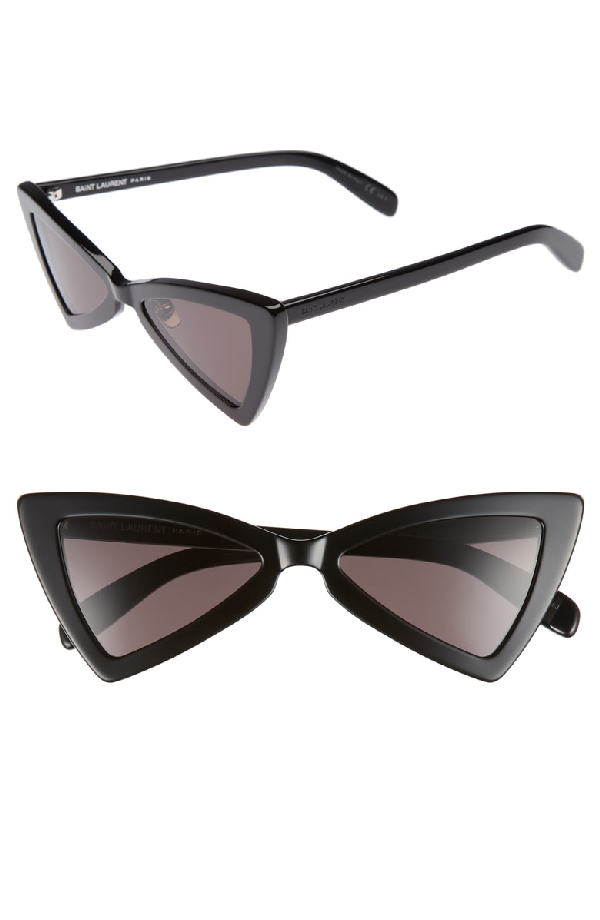 b82d1aa42b Saint Laurent Sl 207 Triangle Acetate Sunglasses