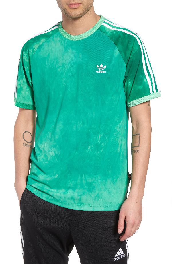 3cddbc8604807 Adidas Originals Adidas Men s Originals Pharrell Williams Hu Holi T-Shirt  In Green