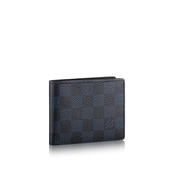 8c61968225f14 Louis Vuitton Slender Id Wallet In Graphite