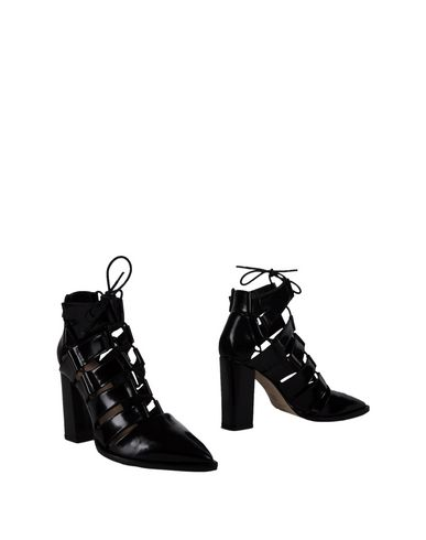 Loeffler Randall Ankle Boot In Black