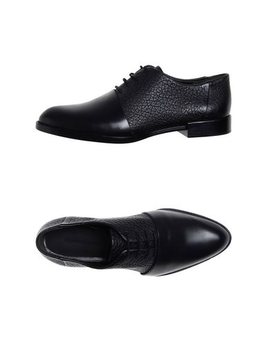 Alexander Wang Lace-Up Shoes In Black