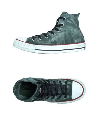 Converse Sneakers In Green
