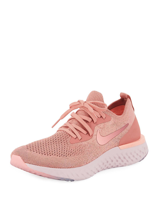 2ba04c4fc4d Nike Women s Epic React Flyknit Running Shoes