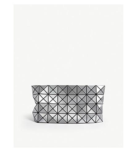 fe3f22b851 Bao Bao Issey Miyake Prism Chain Convertible Clutch In Silver