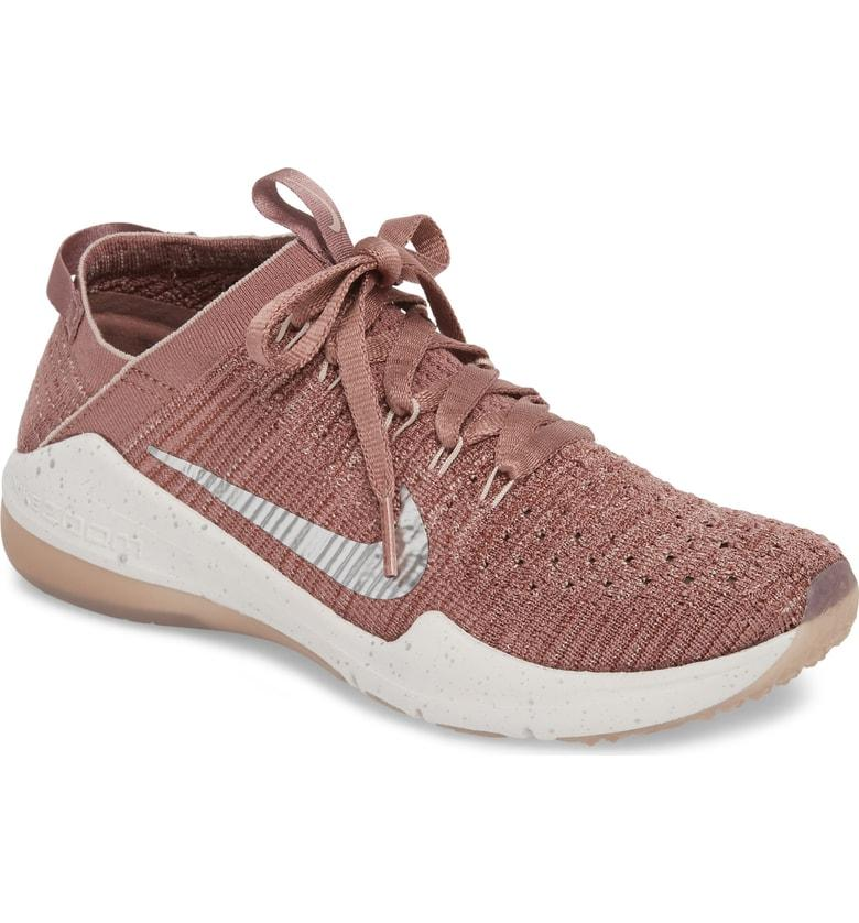 3b083632ace Nike Air Zoom Fearless Flyknit 2 Lm Training Shoe In Antique Rose ...