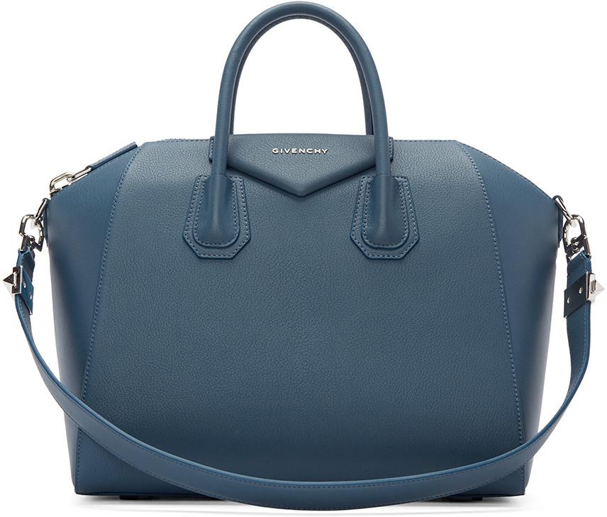 e34e0ce74843 Givenchy Antigona Medium Sugar Goatskin Satchel Bag