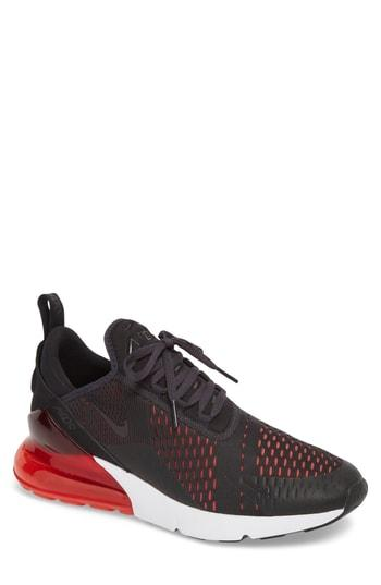 ecb5b95f76f3 Nike Men s Air Max 270 Casual Sneakers From Finish Line In Black ...