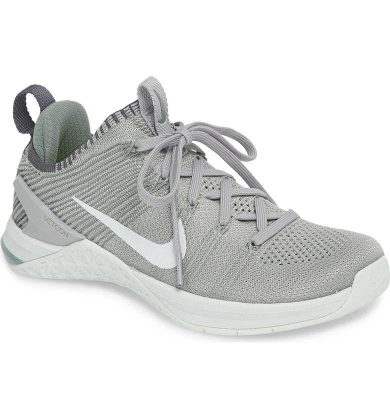 c50e481f Nike Metcon Dsx Flyknit 2 Training Shoe In Matte Silver/ Barely Grey ...