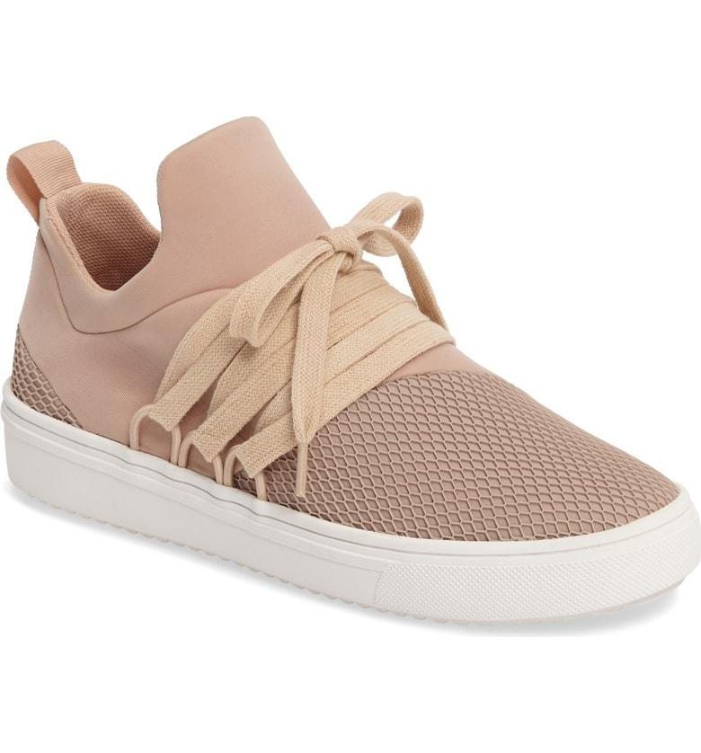 1aea1250a92 Steve Madden Women s Lancer Athletic Sneakers In Blush