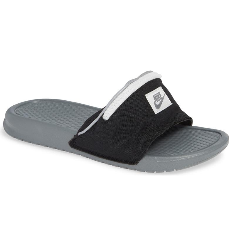 66a02ad0d60c Nike Men s Benassi Jdi Fanny Pack Slide Sandals