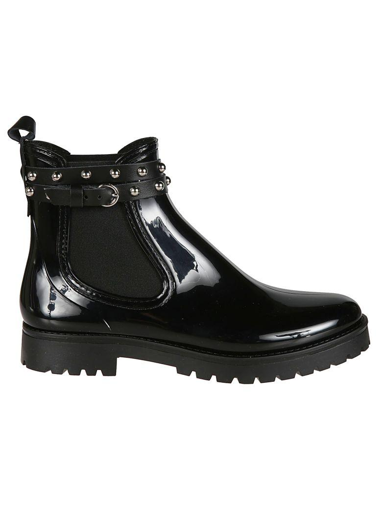 a23c703a7a0 RED VALENTINO STUDDED ANKLE BOOTS