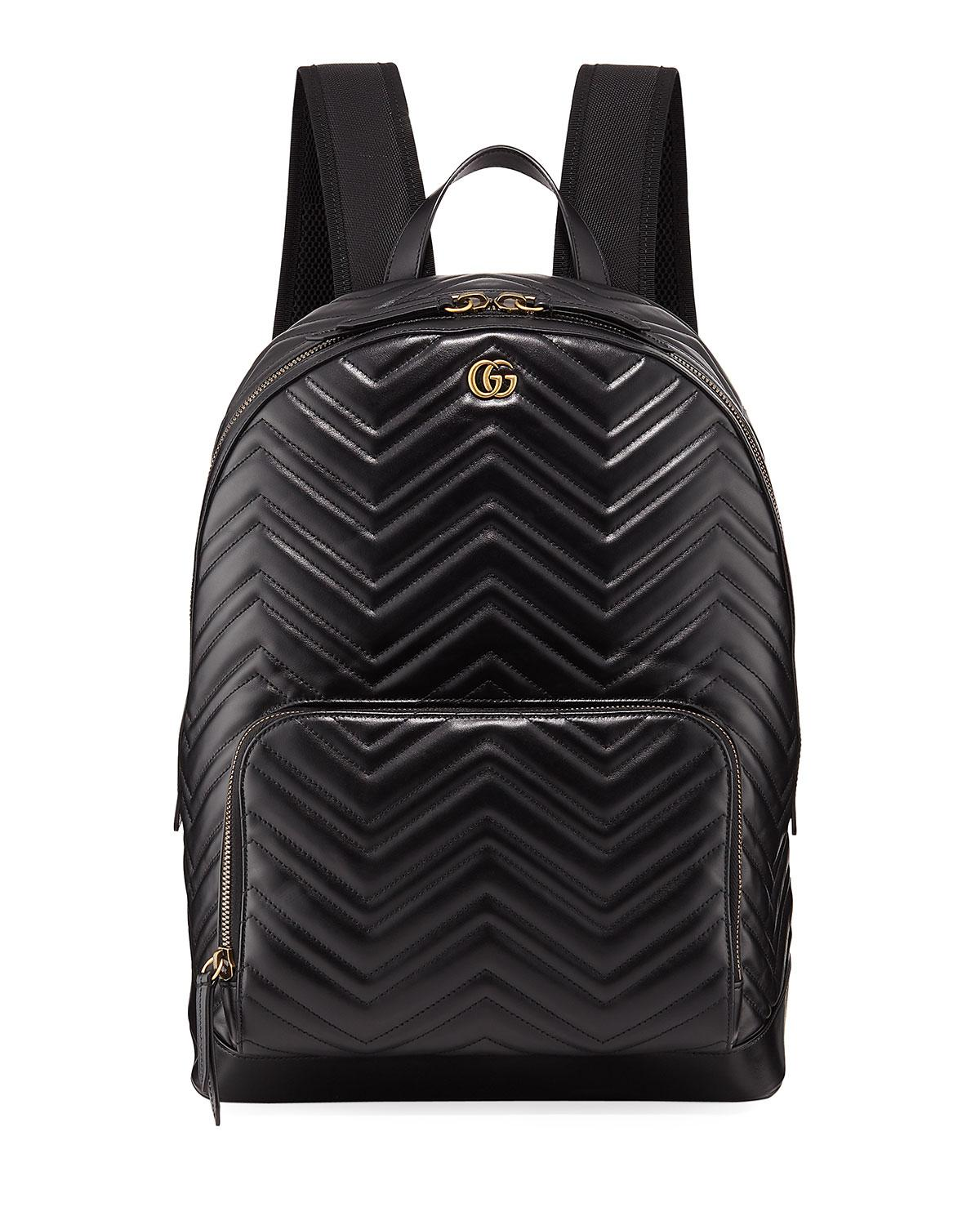 0d1ce221131e Gucci Black Backpack Mens – Patmo Technologies Limited