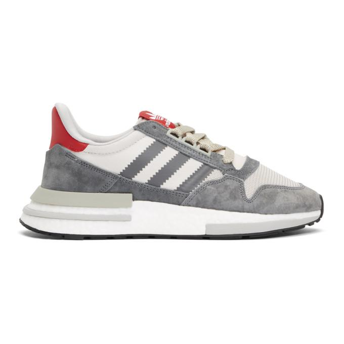 73339fd49 Adidas Originals Adidas Zx 500 Rm Sneakers - Grey