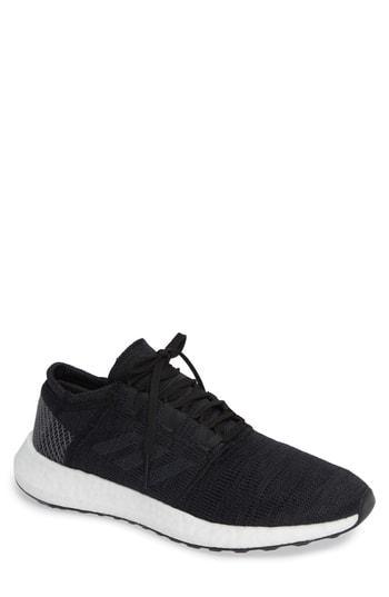 f8797982e Adidas Originals Men s Pureboost Element Knit Trainer Sneaker