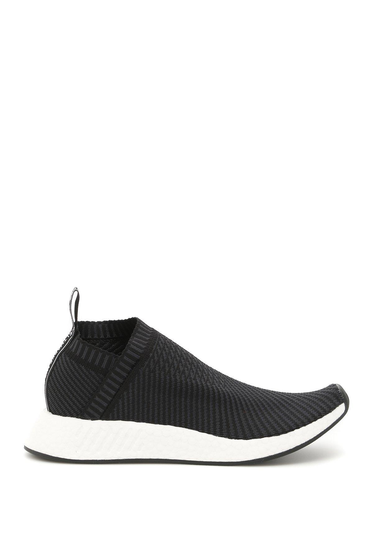 8e85cbf6d Adidas Originals Adidas Nmd Cs2 Primeknit Sneakers In Blue. CETTIRE
