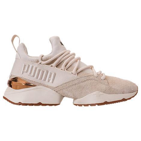 ed934dbdf76f Puma Women S Muse Maia Varsity Casual Shoes