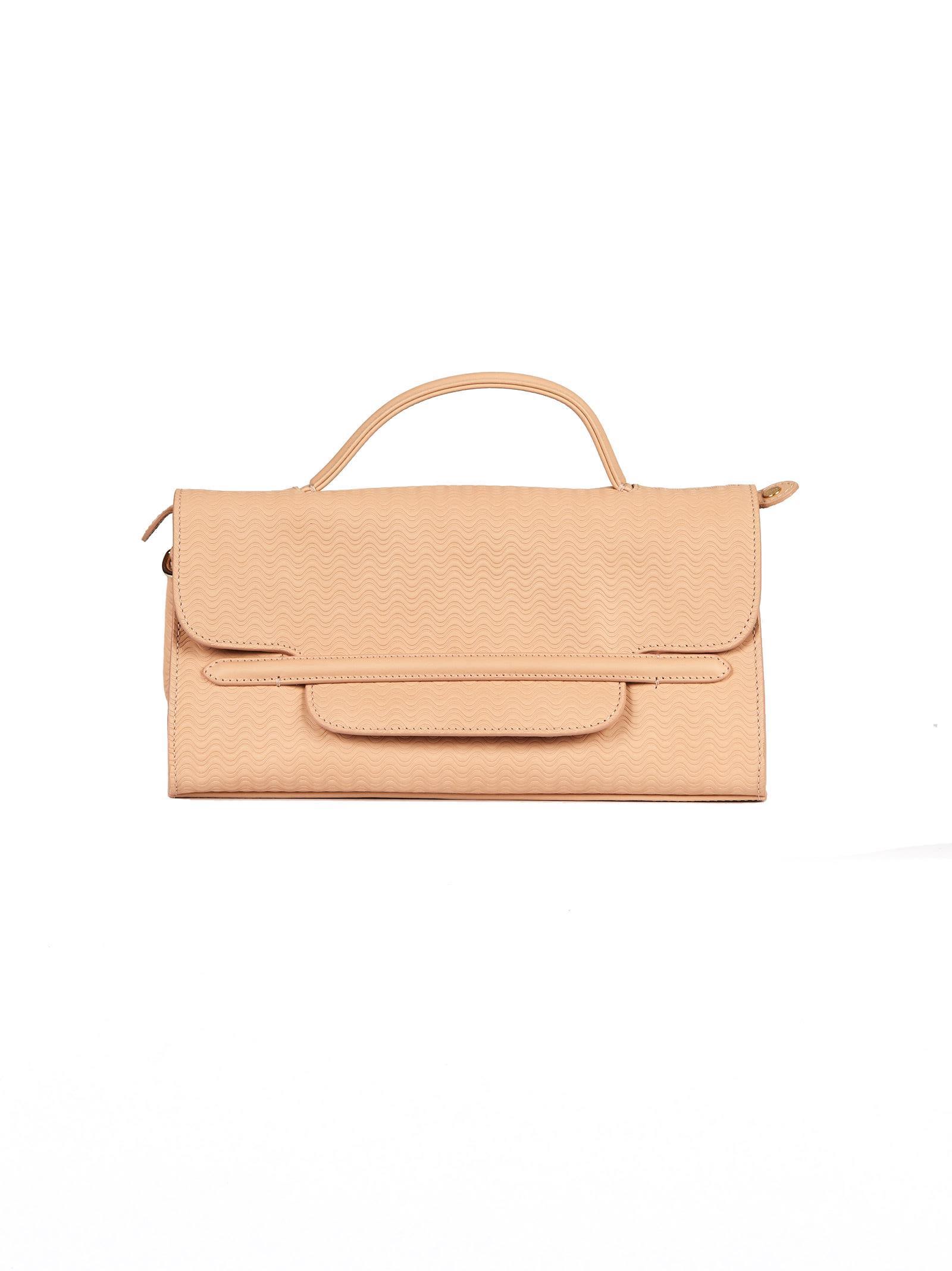 Zanellato Nina Shoulder Bag In Neutrals e14edc5dd9b18