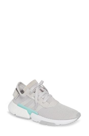 finest selection 0e417 8618c Adidas Originals Pod S3.1 Sneaker In Grey One  Grey One  Clear Mint