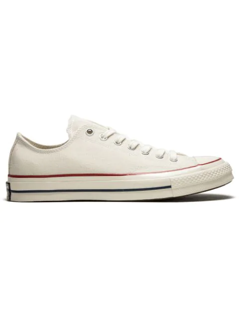 Converse Men's Chuck Taylor All Star 70 Lace Up Sneakers In White