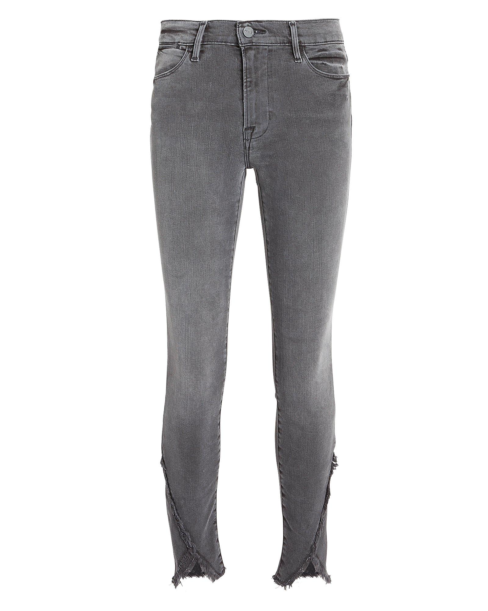 a1150e7824c Frame Le High Skinny Jeans With Frayed Tulip Hem In Quinby | ModeSens