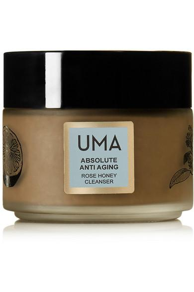 Uma Oils Net Sustain Absolute Anti-aging Rose Honey Cleanser, 100ml In Colorless