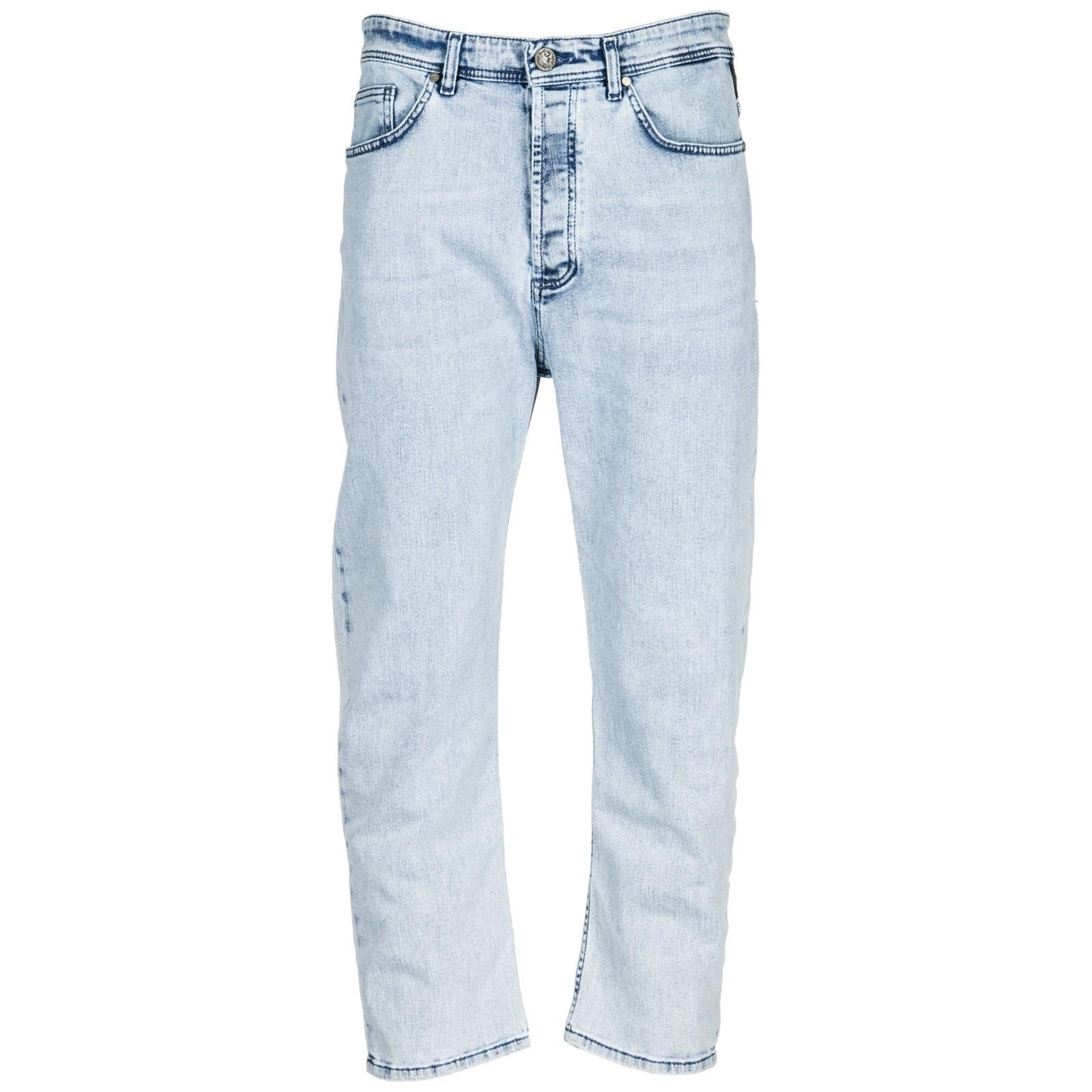 Versace Jeans Men's Jeans Denim In Blue