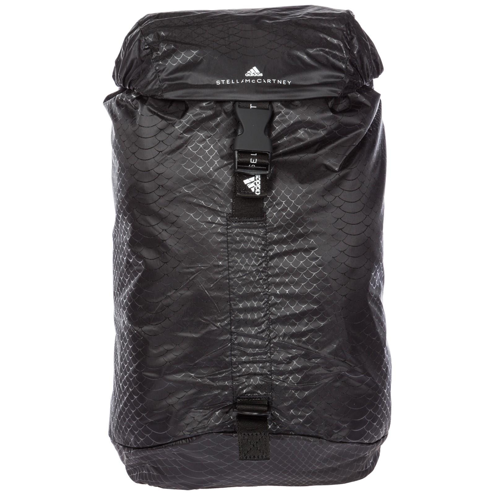 daf18b1397 Adidas By Stella Mccartney Women S Rucksack Backpack Travel Adizero In Black