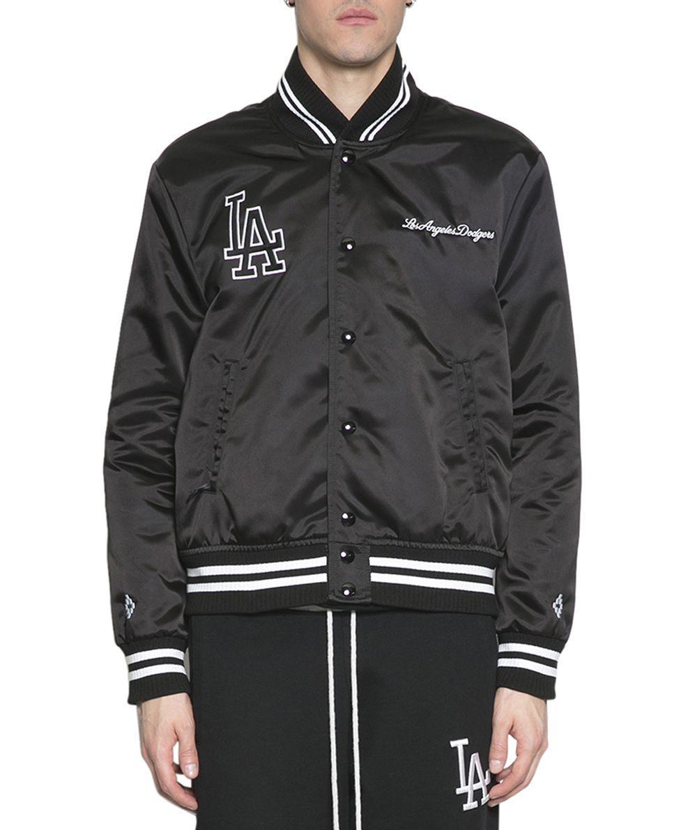 02fe3efcaefde Marcelo Burlon County Of Milan Marcelo Burlon - L.A. Dodgers Embroidered  Bomber Jacket - Mens -