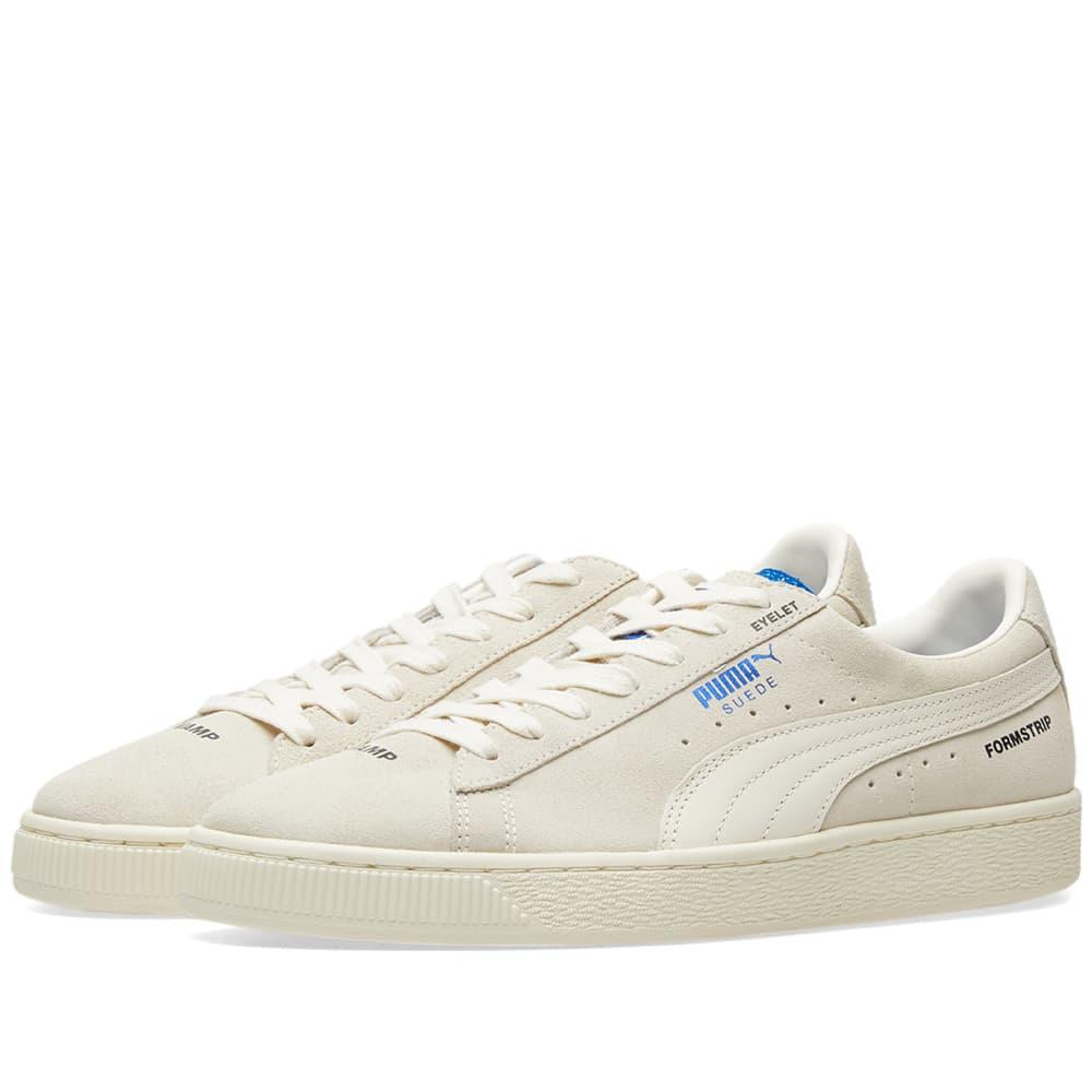 26f78c08c50 Puma X Ader Error Suede Sneakers In Neutrals