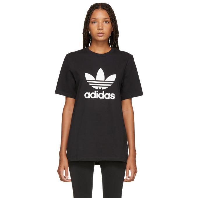 e706f91e4a4 Adidas Originals Men's Originals Adicolor Og T-Shirt, Black | ModeSens
