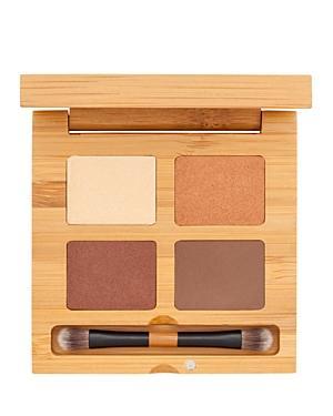 Antonym Cosmetics Certified Organic Quattro Eyeshadow In Noisette