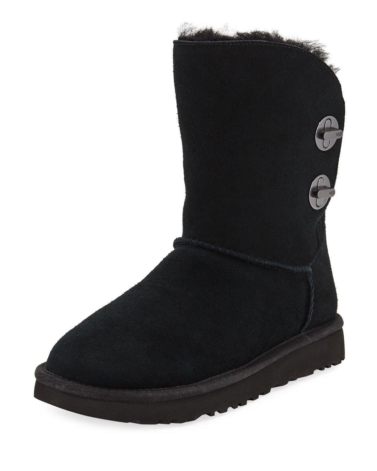 e39e0932e69 SHORT LUXE TURN-LOCK BOOTS
