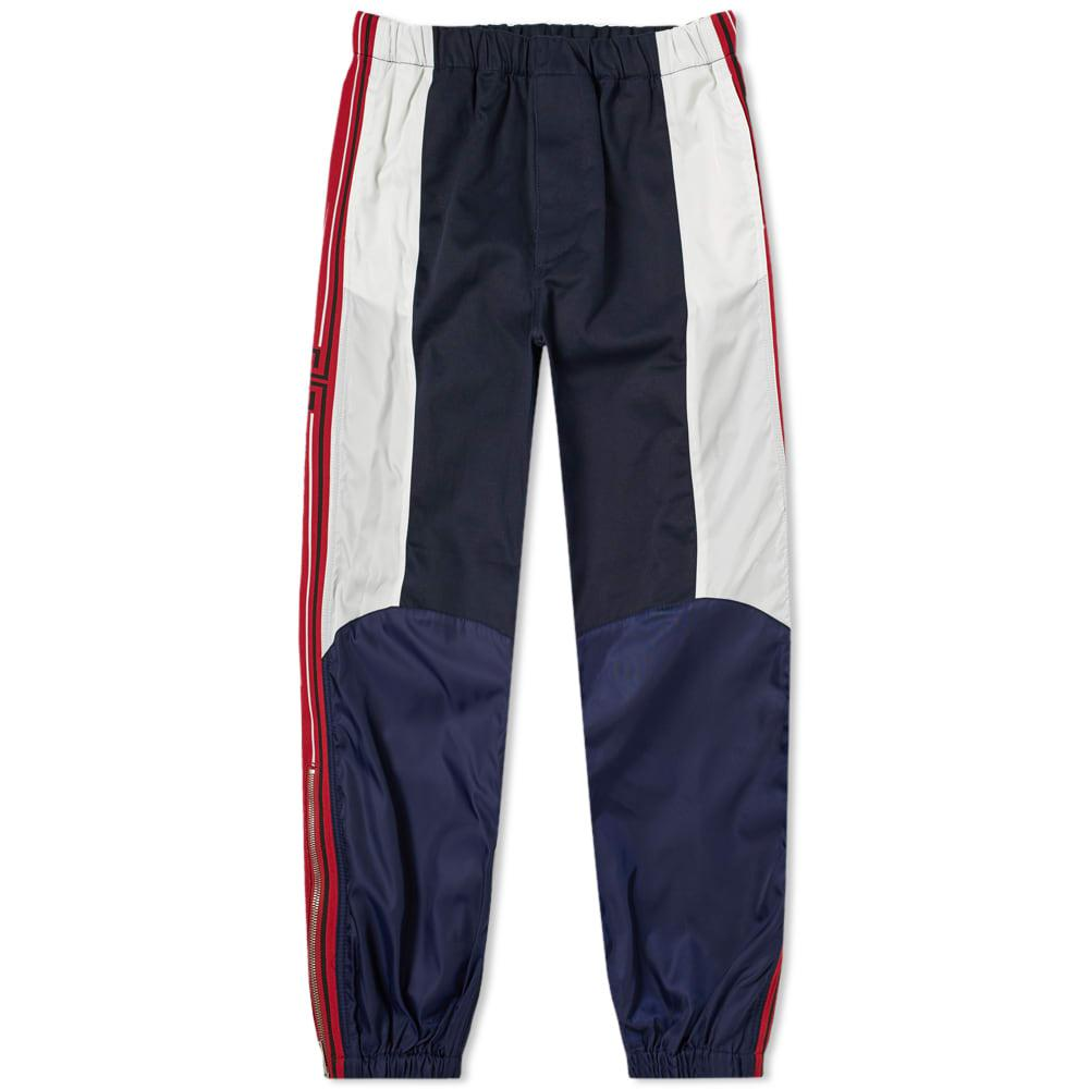 Givenchy Classic Track Trousers In 410 Navy