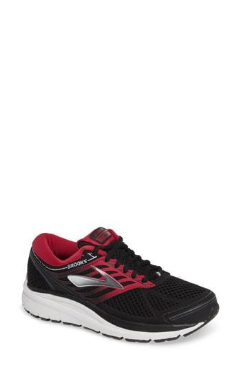 Brooks Glycerin 16 Running Shoe (Women) In Black/Pink/Grey