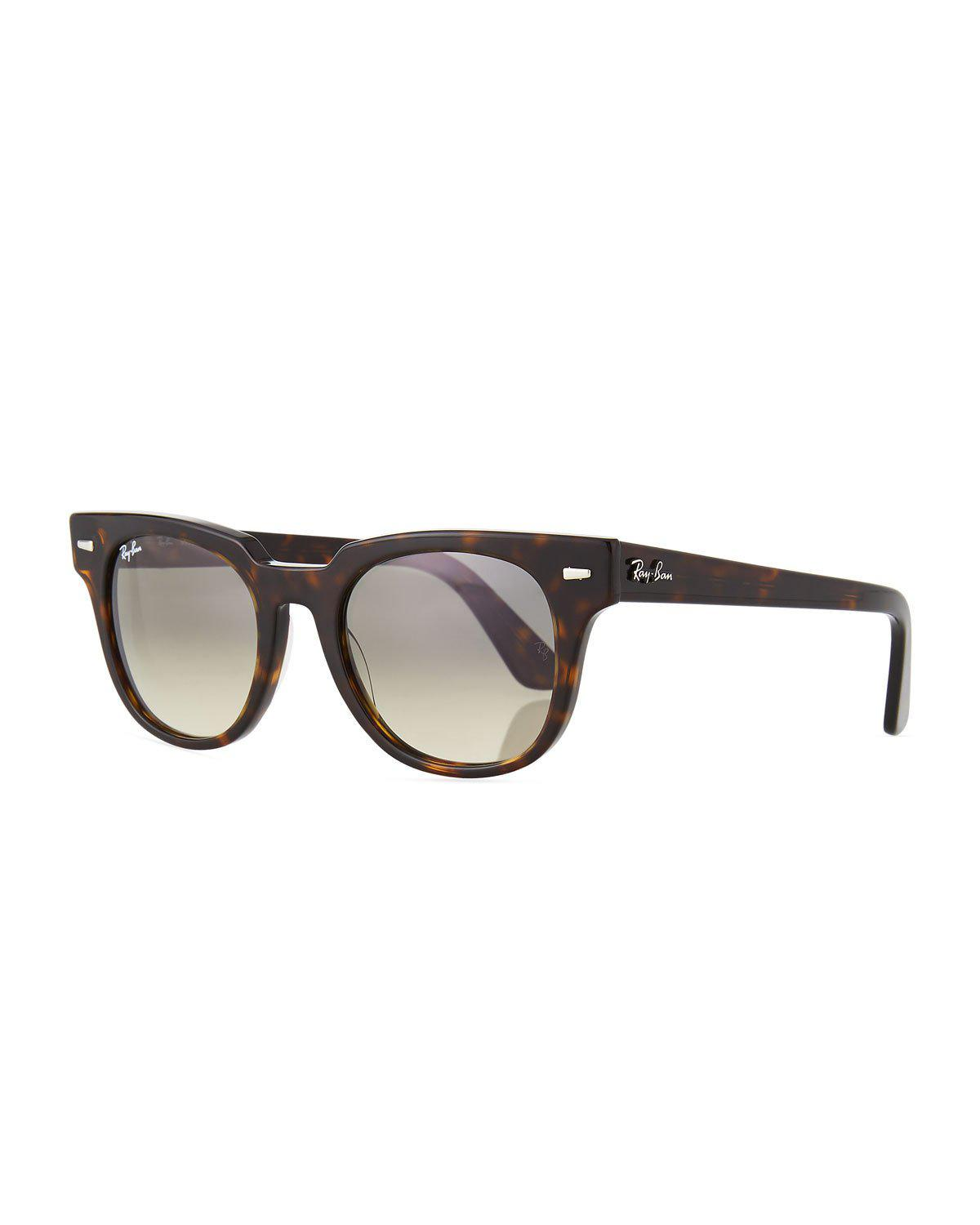 0626a48336 Ray Ban Ray-Ban Unisex Rb2168 - Frame Color  Striped Grey Gradient Brown