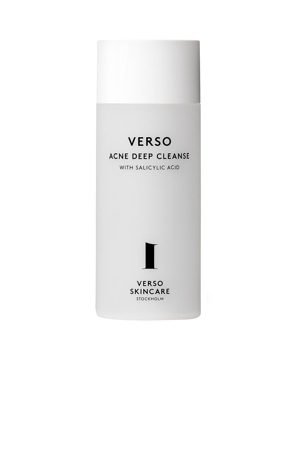 Verso Skincare Acne Deep Cleanse In N,a