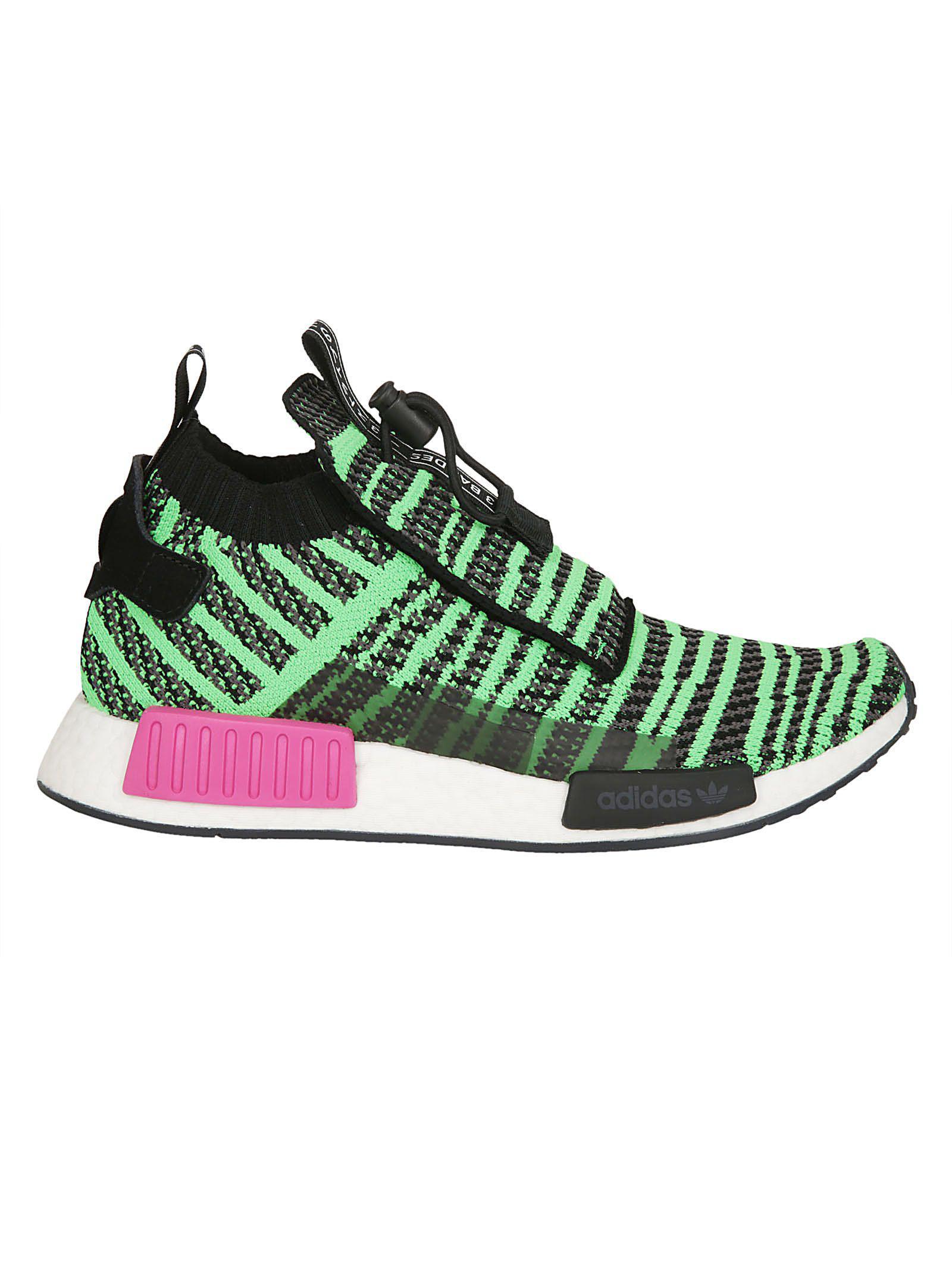 5f181e8022e Adidas Originals Adidas Nmd Ts1 Primeknit Sneakers - Green | ModeSens
