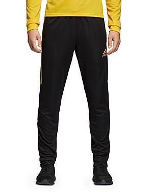 1d73de9b8 Adidas Originals Adidas Men's Tiro Metallic Soccer Pants In Black/Gold
