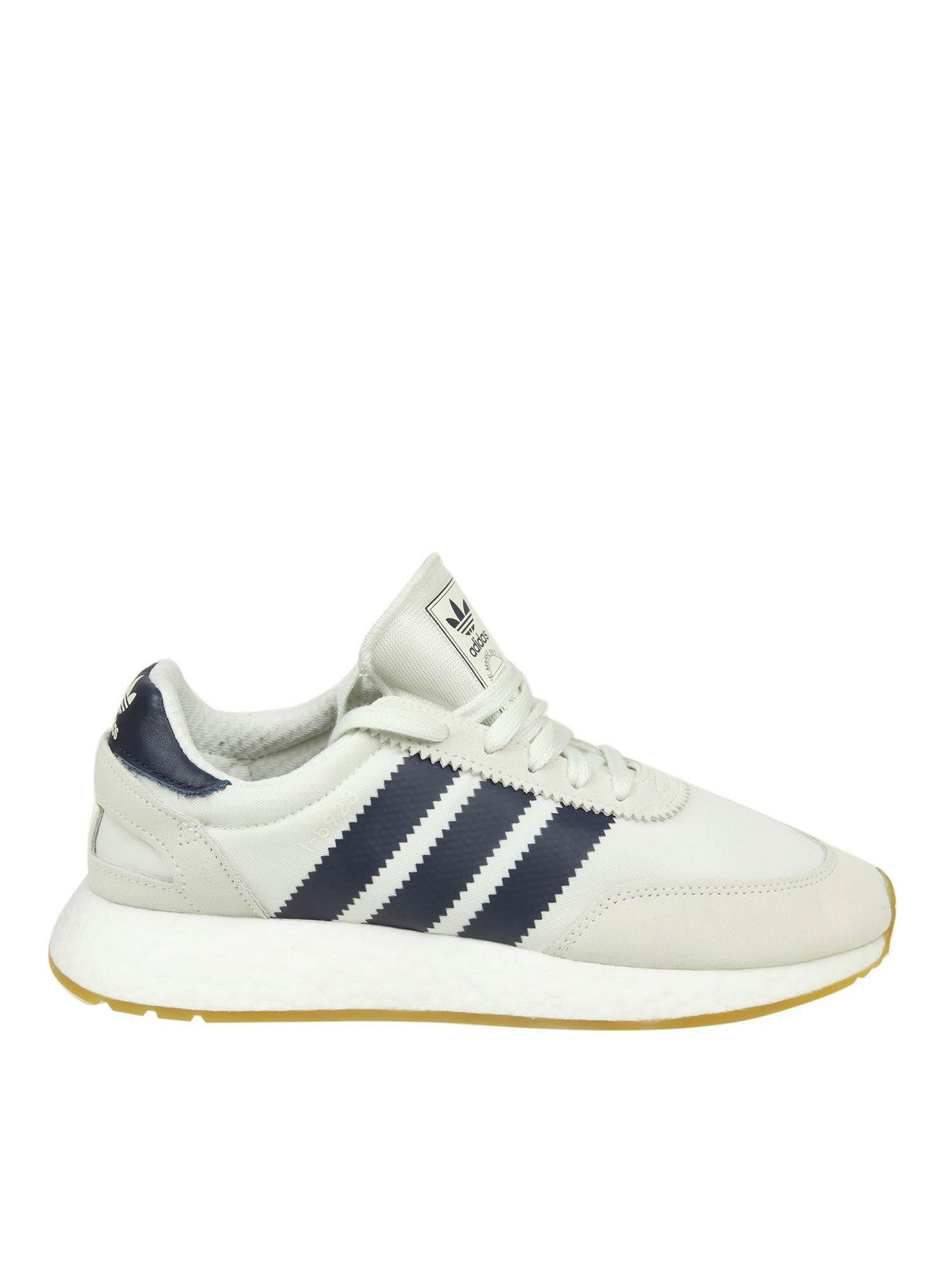 detailed look 91b07 14628 Adidas Originals I-5923 Runner Boost Sneakers In White Cq2489 - White