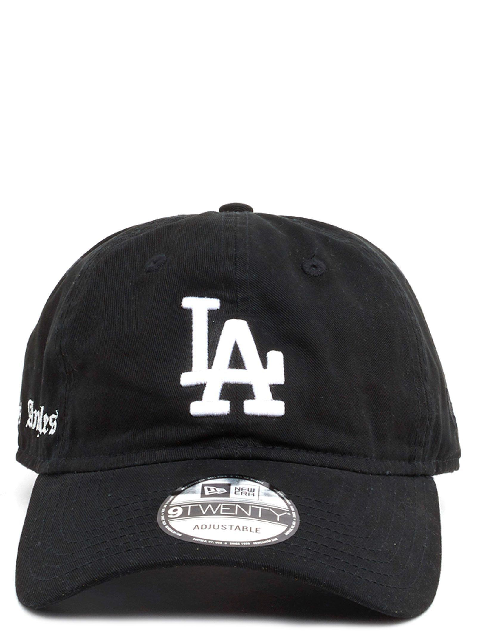 fd2b38929de12c Marcelo Burlon County Of Milan 'Ne Dodgers' Cap In Black | ModeSens