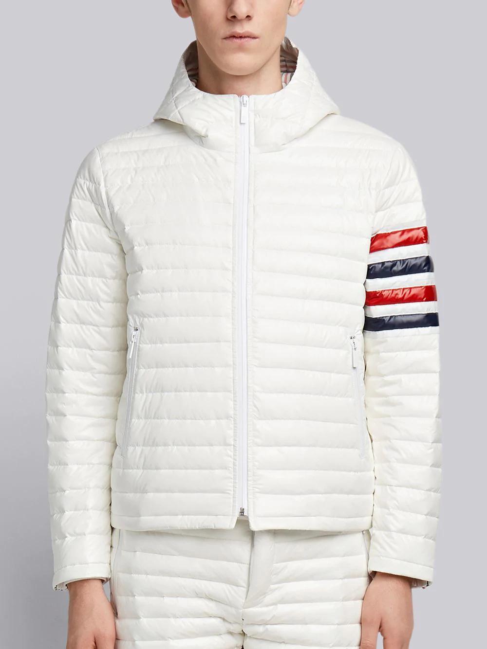 Thom Browne 4 In White
