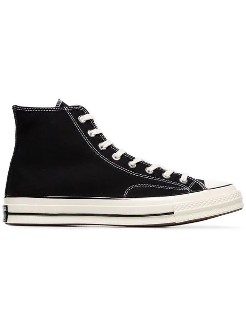Converse Black Chuck Taylor All Star 1970's High-top Sneakers